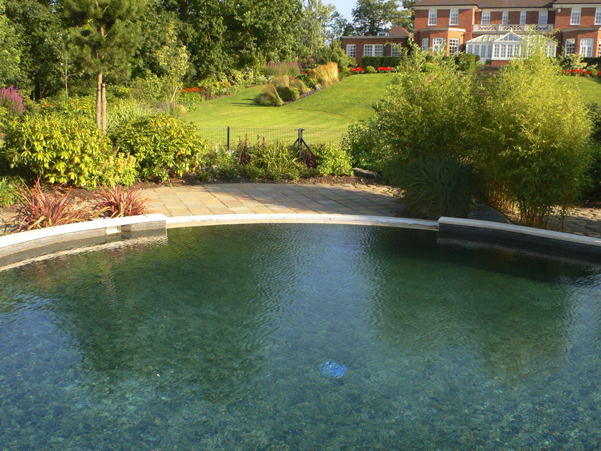 Pool design portfolio projects throughout uk and europe for Pool design company radom