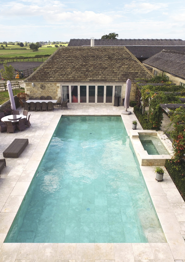Pool design portfolio projects throughout uk and europe for Pool design uk